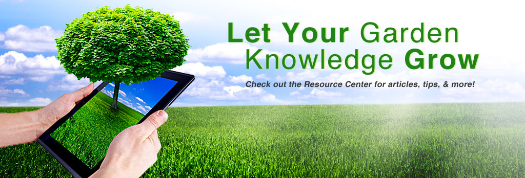 Infinity Lawn & Garden Resource Center - Let Your Garden Knowledge Grow