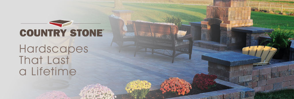 Country Stone - Hardscapes That Last a Lifetime