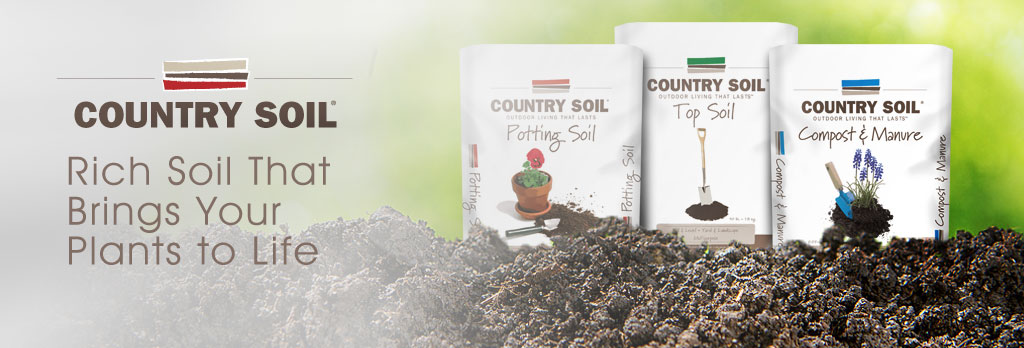 Country Soil - Rich Soil That Brings Your Plants to Life