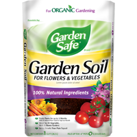 Garden Safe  Garden Soil for Flowers & Vegetables